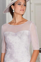 Ispirato ISA814 mother of the bride dress